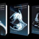 E. L. JAMES: Trilogía Cincuenta Sombras de Grey