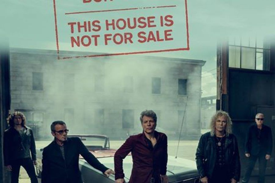 BON JOVI: This House Is Not For Sale (2016)