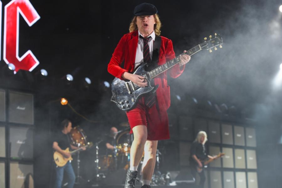 AC/DC Y SU NUEVO DISCO