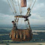 Primera imagen de «THE AERONAUTS», de Tom Harper