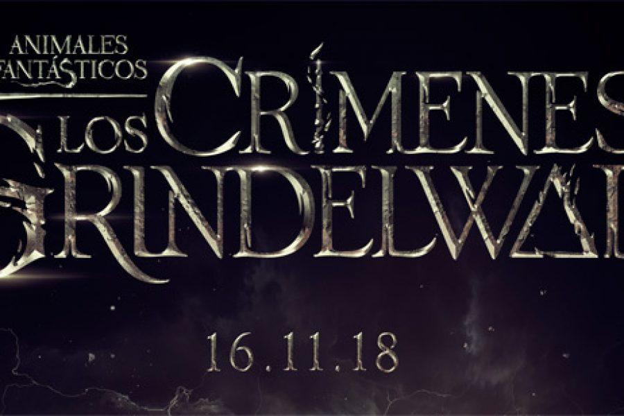 Trailer oficial ANIMALES FANTÁSTICOS: LOS CRÍMENES DE GRINDELWALD