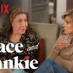 GRACE AND FRANKIE renueva por una 6ª temporada