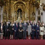 ENTREGADAS LAS MEDALLAS DE ORO A LAS BELLAS ARTES 2017