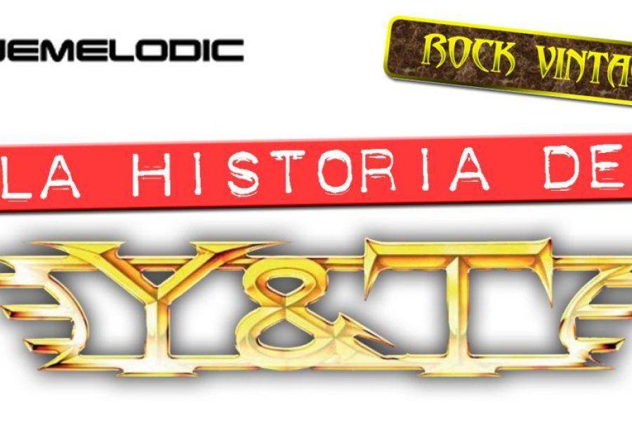 ROCK VINTAGE: Y&T