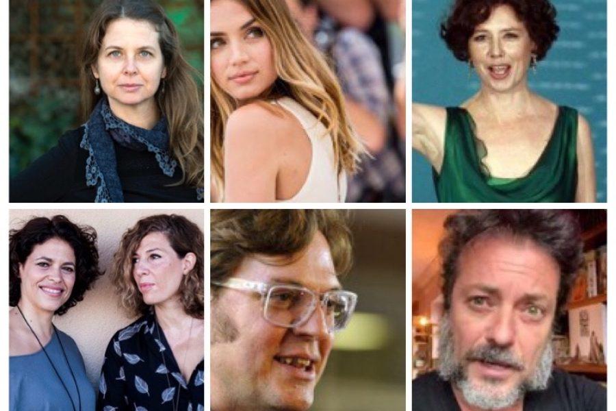VARIOS ESPAÑOLES, NUEVOS MIEMBROS DE LA ACADEMIA DE HOLLYWOOD