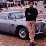 'GOLDENEYE' se estrenó hace 25 años con un coche mítico: el Aston Martin DB5